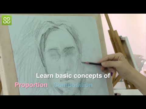 Visual Arts Centre Drawing & Sketching Course