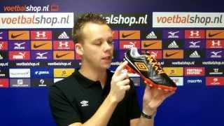 Umbro Speciali voetbalschoenen | Voetbalshop.nl Review