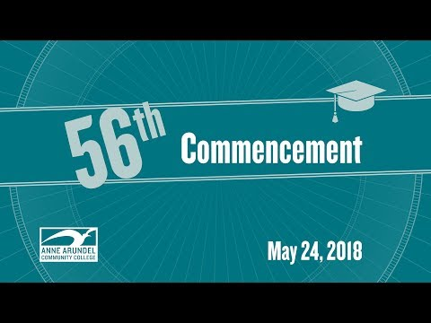 56th Annual Commencement Ceremony