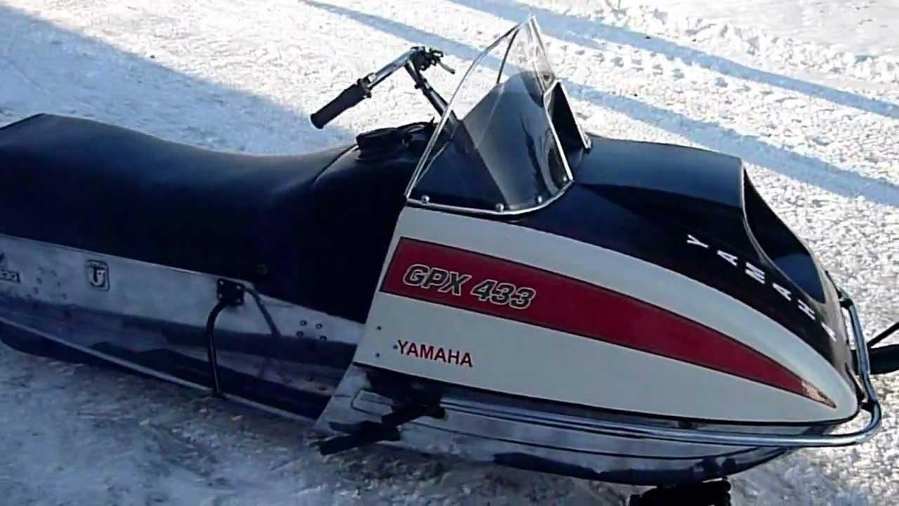 Yamaha Gpx For Sale
