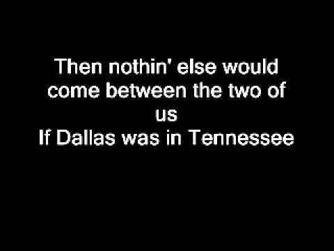 Dallas by Alan Jackson