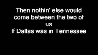 Dallas by Alan Jackson