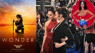 2 'Wonder Woman' Icons Meet Face-To-Face At Movie's Premiere