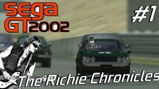 Sega GT 2002 Highlights - Playing this game in 2018?