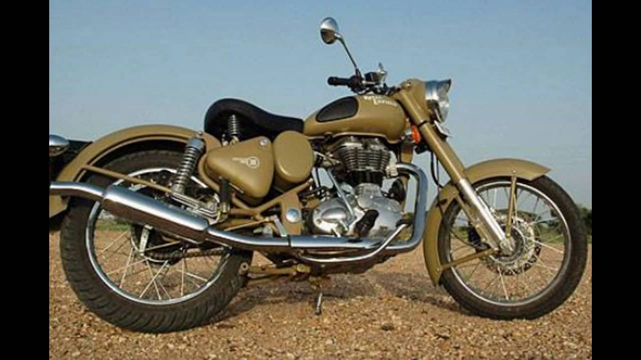 Royal Enfield Classic 500 Bike Photos Images - YouTube
