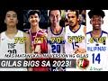 Ang FUTURE BIG'S posible line up ng PILIPINAS sa FIBA WORLD CUP 2023!  Tatlong 7 footer!