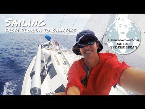 Sailing from Florida to Bahamas - Caribbean, Central America & Caribbean