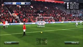 FIFA 14  Compilations De Coup Francs !!