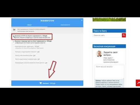 3 подсказки по выписке из ЕГРН и справке БТИ