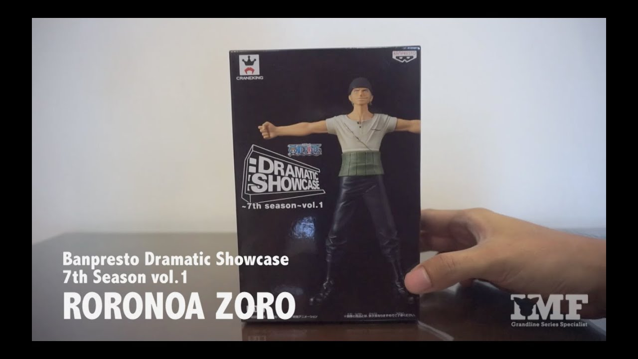 One Piece Zoro Sword Man/'s Moment Vol.1 BANPRESTO