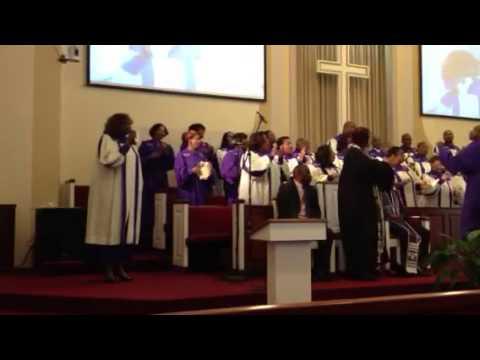 Mount Olive Baptist Church in Hackensack, N.J.