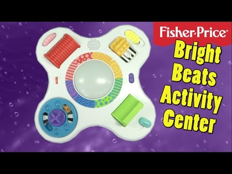 bright beats activity center from fisher price youtube. Black Bedroom Furniture Sets. Home Design Ideas