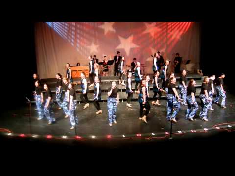 Southside Sensation - South St. Paul Choir Concert - Survivor/I Will Survive