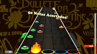 Guitar Flash Custom - Mago De Oz - atlantia
