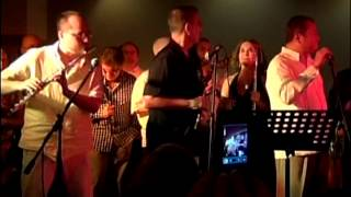 Charanga Legends All Stars.Tribute to the Charanga Flutes 2012. Part #1. Live Performance