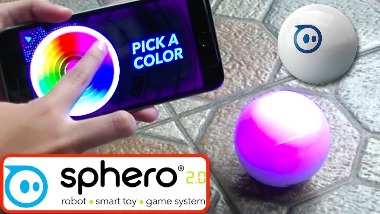 Sphero 2 0 Robot Smart Toy Gaming System Kids Toys