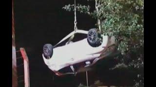 Impactante accidente en Bogotá: ¿cómo terminó este carro así?