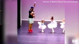 Marc Daniels joins in on his daughter's dance thumbnail