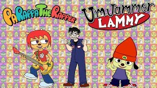 Parappa The Rapper & Um Jammer Lammy Review