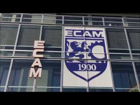 Visit to ECAM engineering school and historic Fourviere (Lyon)