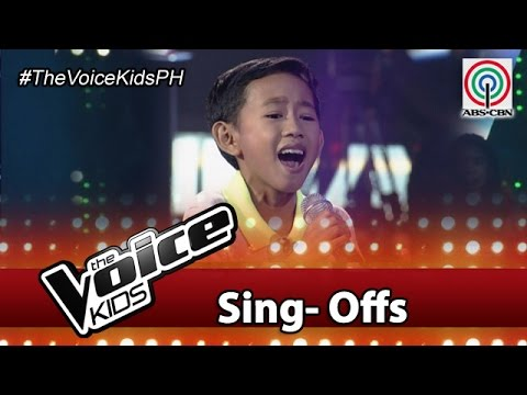 "The Voice Kids Philippines 2016 Sing-Off Performance: ""Ikaw"" by Joshua"