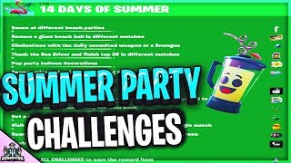 *NEW* How To Get NEW FREE Fortnite 14 Days Of Summer Rewards in fortnite battle royale
