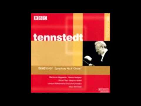 Beethoven symphony no.9 Tennstedt