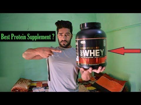 Best Protein Powder in India ?? Optimum Nutrition (ON)