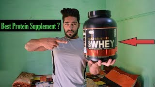 Best Protein Powder in India ?? Optimum Nutrition (ON)