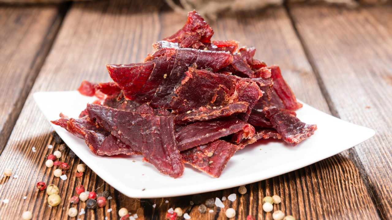 How To Make Sweet Hot Venison Jerky