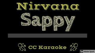 Nirvana Sappy CC Karaoke Instrumental Lyrics