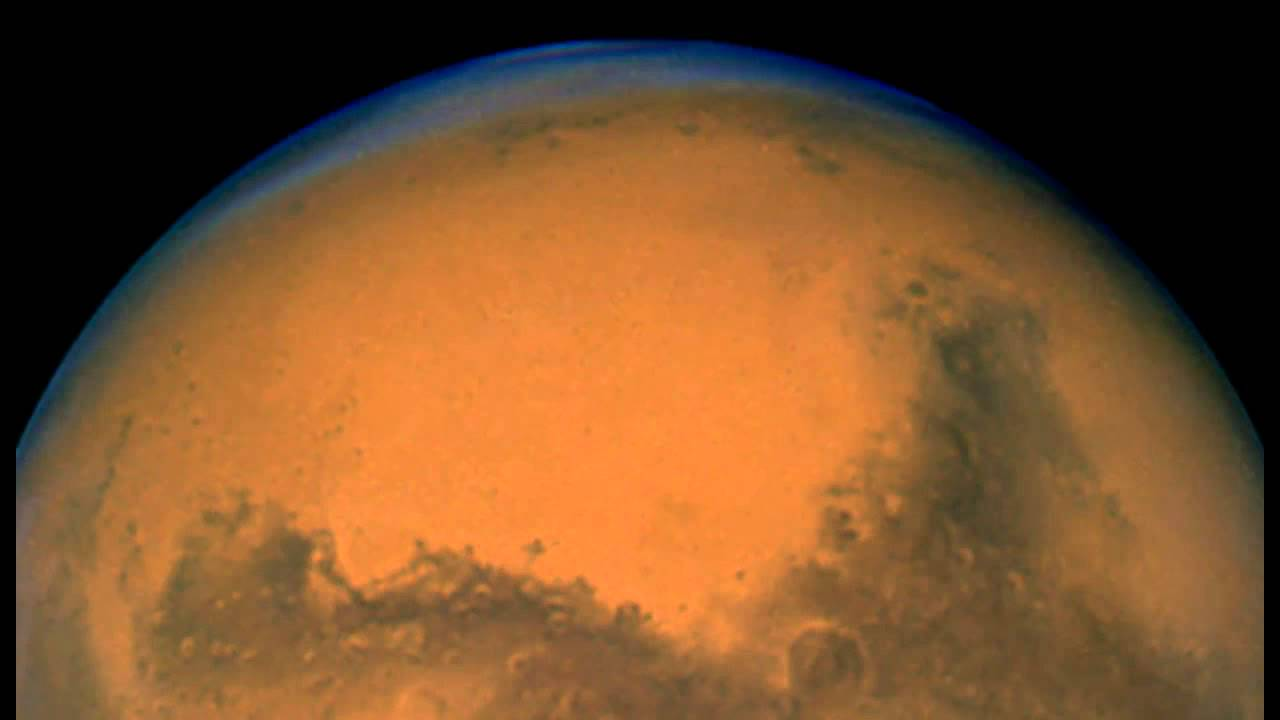 MAVEN! NASA's Latest Mars Spacecraft Reveals Secrets ...