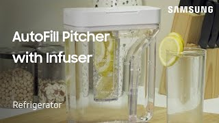 The AutoFill Pitcher with Infu…