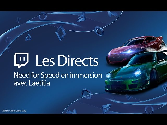 Need for Speed - Immersion