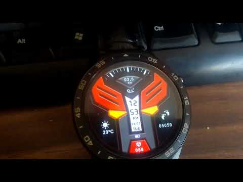 FINOW x5 watch faces, clock skin full android smart watch .