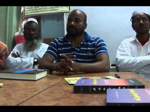 Tamil Islam Convert செல்வம் (எ) ரபீக் Way to Paradise Class