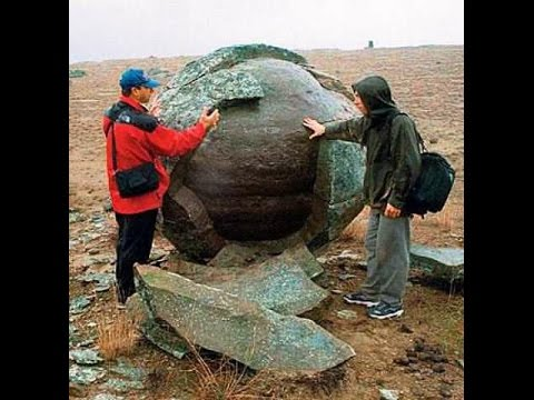 Giant Stone balls are biological