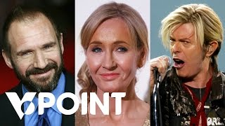How to pronounce JK Rowling - and other names people always get wrong - V.Point Extra