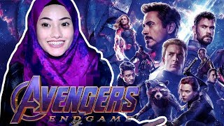 Avengers: Endgame (Miharu Kenshin)