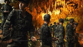 Search for Thai soccer team trapped in cave continues