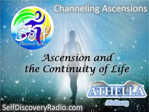 Self Discover Radio - Ascension and the Continuity of Life