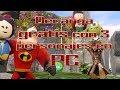 Descarga Disney Infinity Gratis con 3 personajes para Windows 8 (Viejo)