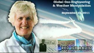 Global Geo-engineering - Rosalind Peterson | Red Ice Radio (Sept.29, 2011)