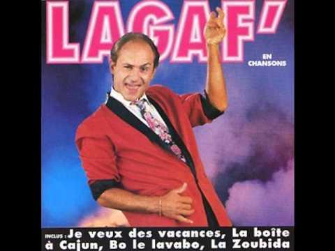 Vincent Lagaf' - Casse-toi (avec paroles)