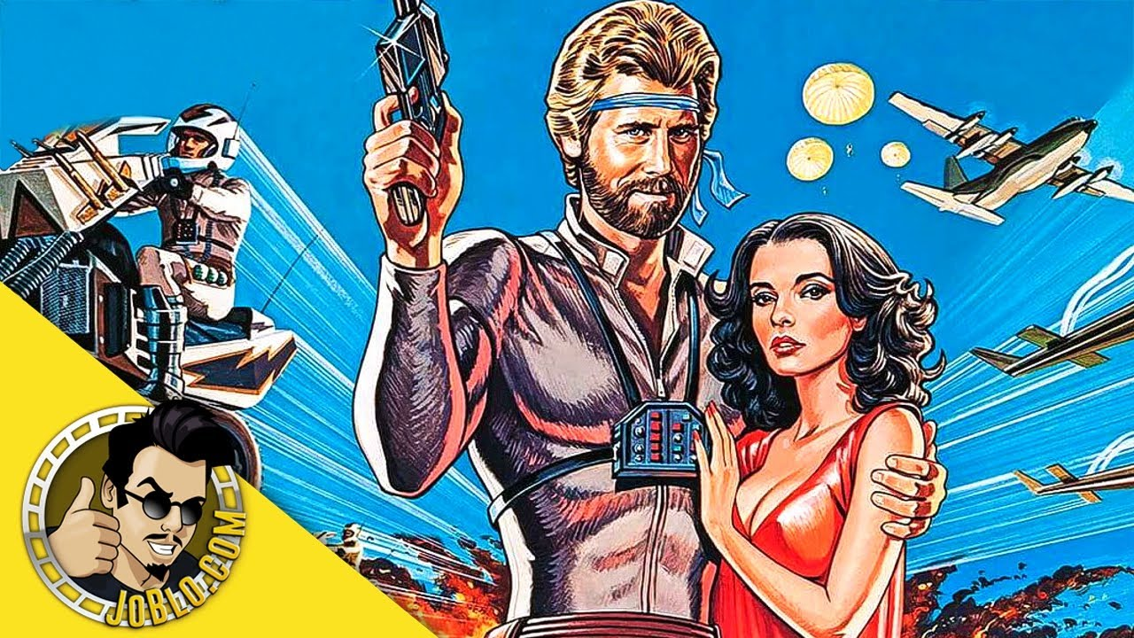 Download MEGAFORCE: a look back from 1982: The Greatest Geek Year Ever!