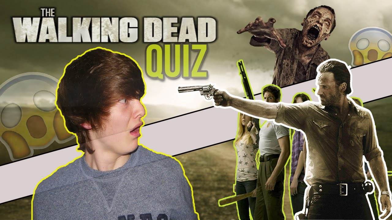 Which Character Am I? | The Walking Dead Quiz - YouTube