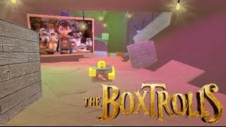 ROBLOX Boxtroll event ~ how to win with egg