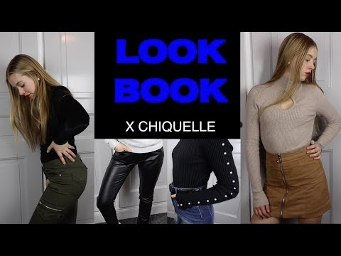 LOOKBOOK X CHIQUELLE from YouTube · Duration:  5 minutes 46 seconds