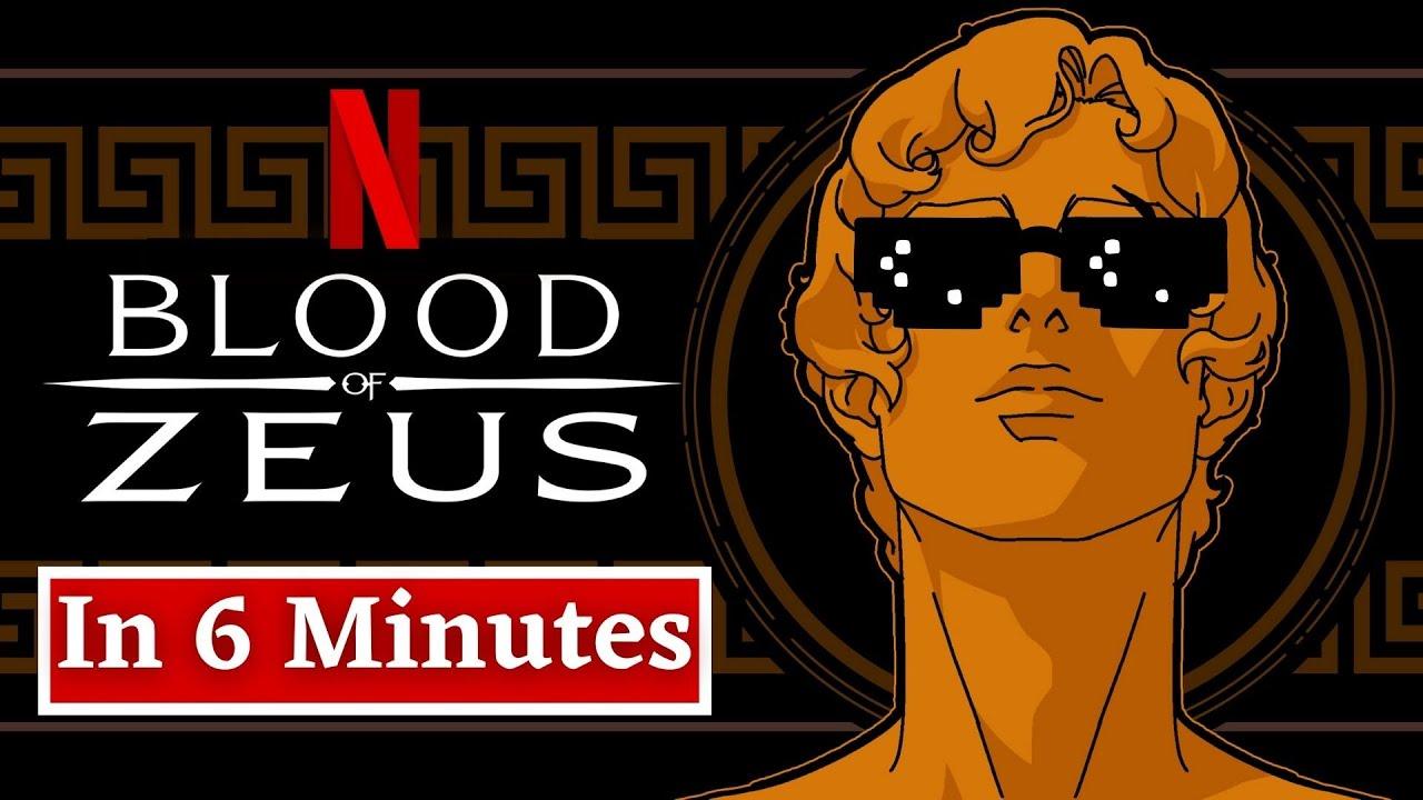 Download Blood of Zeus in Six Minutes