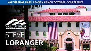 Steve Loranger LIVE at Reagan Ranch October Conference thumbnail